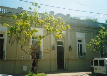 Casa de Doña Fermina Cangiano(Avellaneda 240)