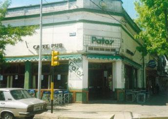 Confitería La Ideal(Avellaneda y Sarmiento, hoy Pato´s Pub)