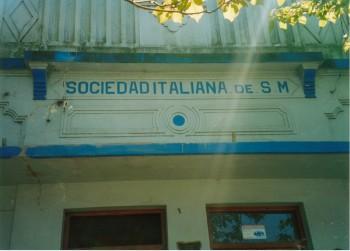 Sociedad Italiana de Socorros Mutuos Dante Alighieri(Avellaneda 150)