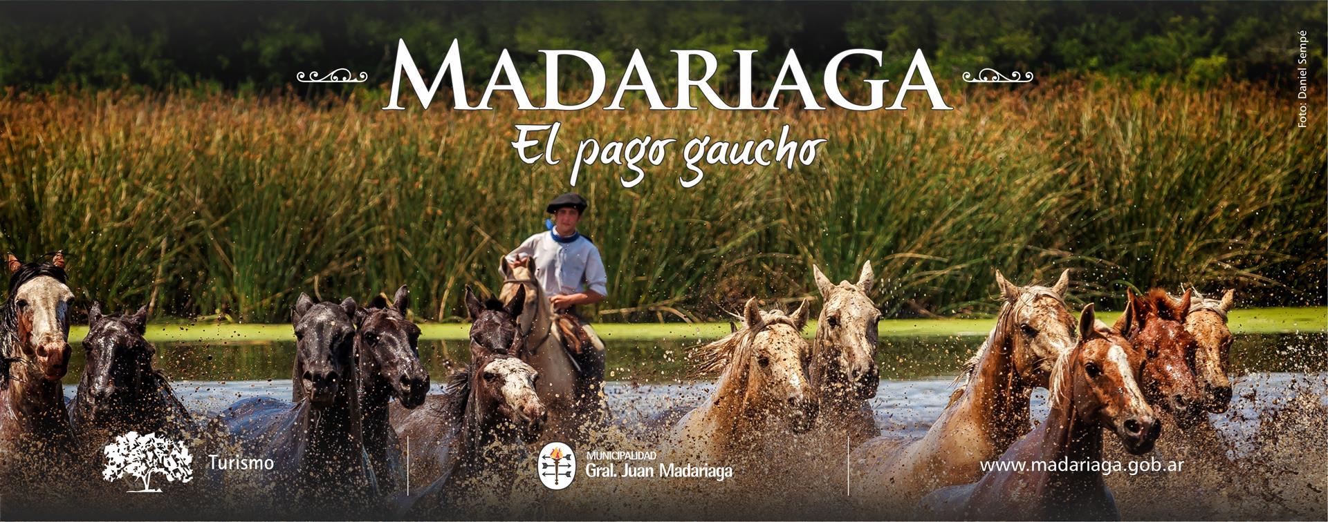 Fiesta nacional del gaucho en Madariagas